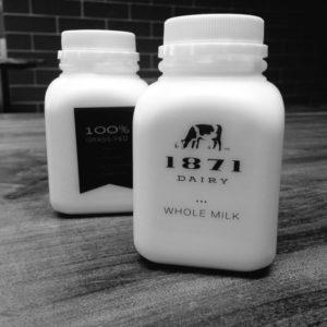 1871 Dairy food innovation