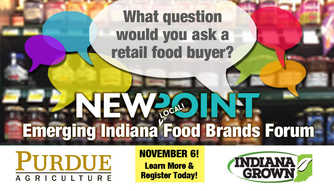 What Questions do you have for retail food buyers?