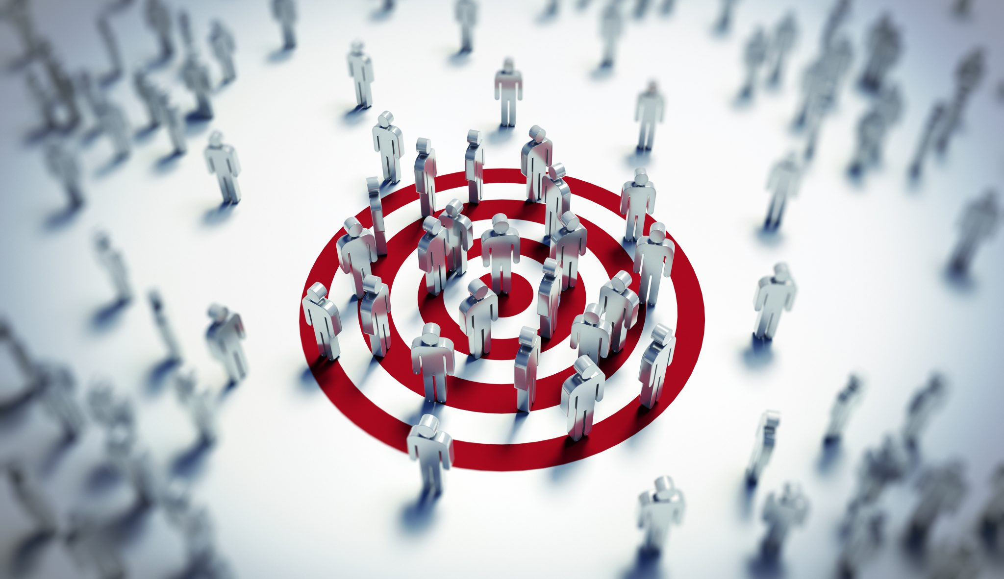 Brand awareness strategies need to target specific consumers.